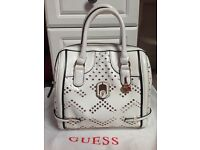 Guess Tulissa Box Satchel