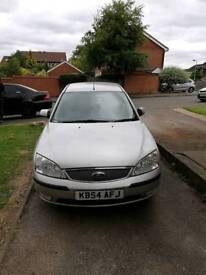 Ford Mondeo Zetec 2005 2.0 petrol automatic gearbox