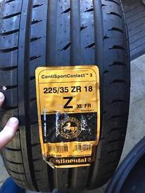 225/35/18 tyre