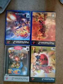 PS2 jak & daxter games