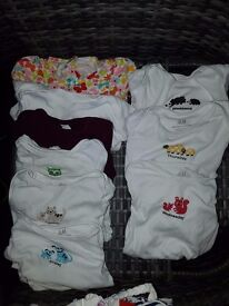 Bundle of baby Girls clothes 6-9 months