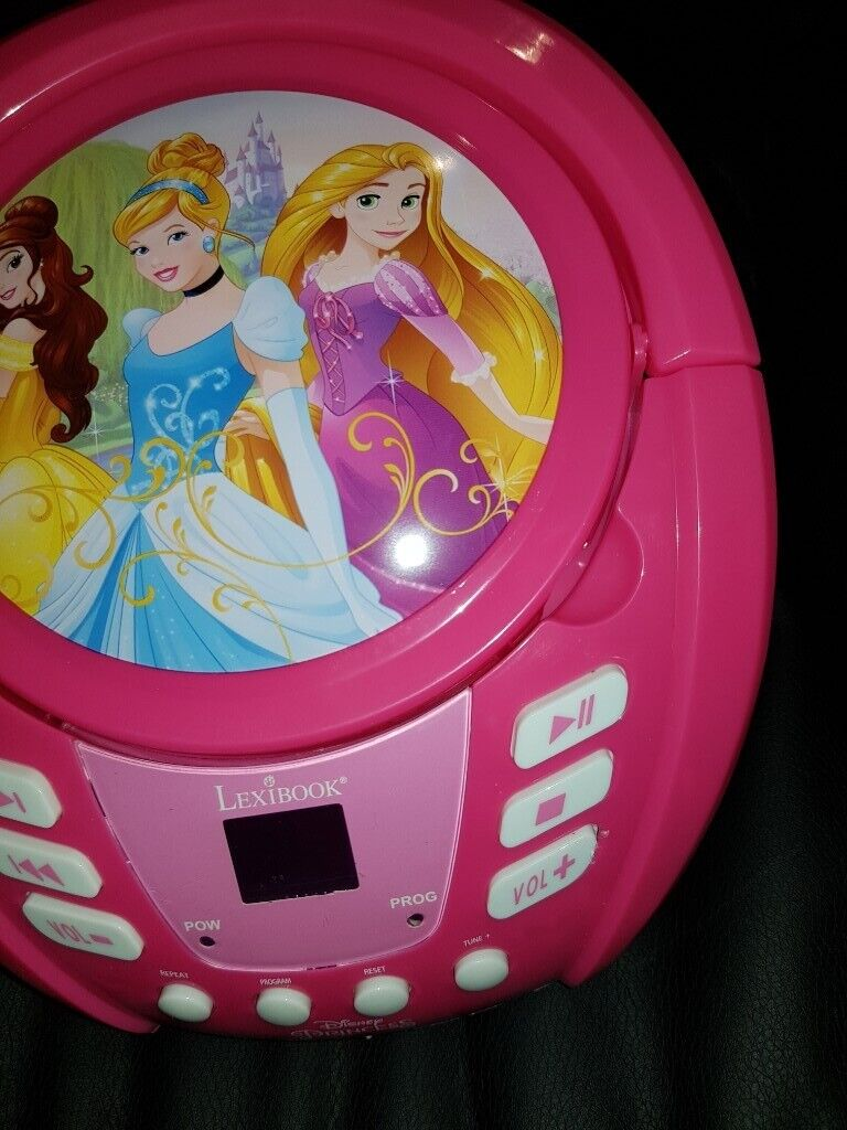 Lexibook Disney Princess Boombox(EX-DISPLAY)   in St Helens, Merseyside    Gumtree