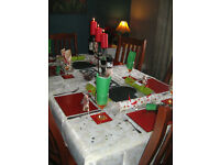 Furniture - Dining Table & Chairs