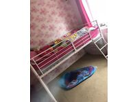 Midsleeper bed frame