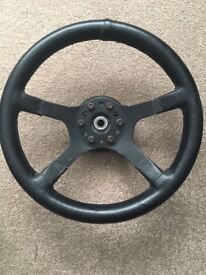 Ford RS Motorsport steering wheel