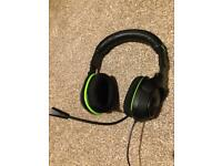 Turtle Beach XO FOUR with audio adaptor