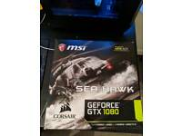 MSI GTX 1080 8GB Sea Hawk Watercooled