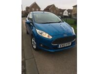 Ford Fiesta 2013 1 years mot full ford service history
