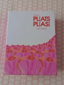Issey Miyake Pleats Please Gift Set - Boxed & Unused