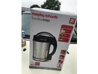 Soup maker brand new and still sealed