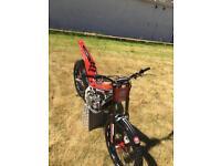 Montesa 2014 260 4rt trials bike