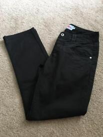 Joe browns black jeans 8