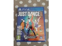 Just Dance 2017 PS4 game (Unopened)