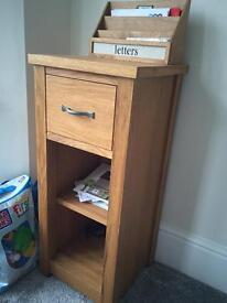Small telephone cupboard