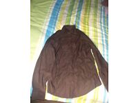 2 x USED MEXX dark long sleeve shirt XL - £8 each