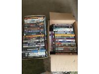 53 dvds