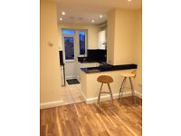 REFURBISHED 2 bed flat with large balcony and garden. Brand New. Private Landlord.