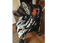 Cosatto Monster Double Buggy