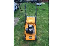 mcculloch 40-450 cdpr petrol lawn mower