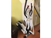Kettler Rivo P Magnetic Elliptical Cross Trainer - Excellent Condition