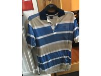 Men's paul and shark jumper and shirt genuine excellent condition