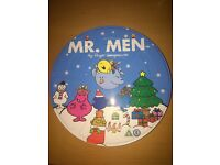 New! (Great Xmas present) Mr Men & Little Miss 5 DVD Christmas collection in tin. limited Edition