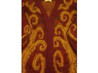 Size 18 Mohair jacket