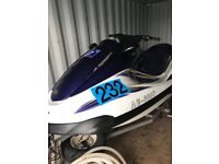 Yamaha Waverunner FX160 Jet ski