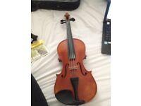 giovanni violin. 4/4 perfect condition