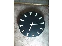 Large Clock - glow in the dark. Good for visually impaired