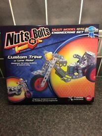 Nuts and bolts custom trike