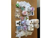 Metallic Fidget Spinners - Job lot - collection only