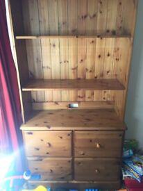 Ducal dresser/cabinet