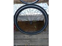 Amazing deal! Light front wheel for £15!!