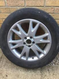 XC90 alloy wheel
