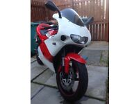 APRILIA RS 125 RS125 2002 Full Power Just Passed MOT In Very Good Condition Full V5 In My Name