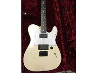 Fender Telecaster Mexican Jim Root Signature Edition EMG Pickups Slipknot URGENT