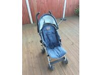 Maclaren buggy limited addition denim