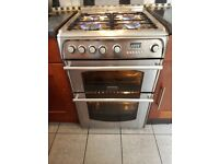 Cannon Gas Cooker 4 hob 60 cm