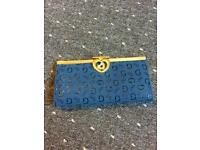 Blue purse brand new