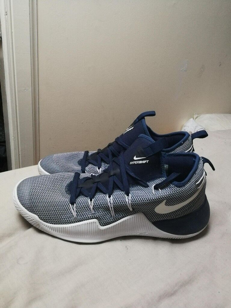 a19420756abe Nike Hypershift Mens Basketball Trainers UK 10.5