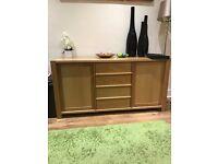 Sideboard solid wood