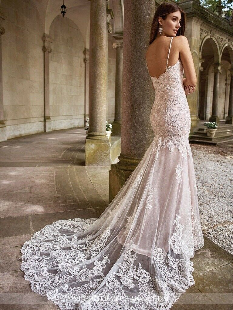 Brand New David Tutera Wedding Dress In Poole Dorset Gumtree