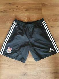 West Ham Adidas Shorts (L)