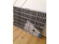for sale an extra large dog cage