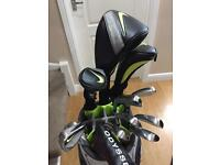 Full set of Nike vapour golf clubs