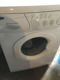 Hotpoint Aquarius extra Washing Machine.