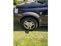 Landrover estate v6 semi auto Spares or repairs nearly new wheels leather interior