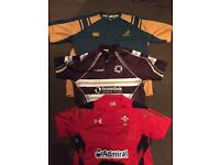 Mens rugby top/t-shirt