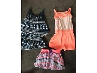 Girls summer bundle age 18-24 months